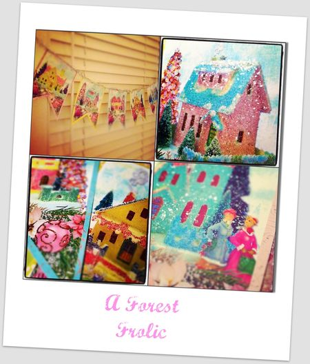 Putz Banner collage